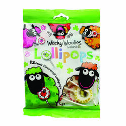 Kate Kearney Wacky Woollies Lollipop Bag 120g