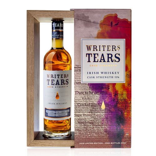 Writers Tears Cask Strength 2019 Irish Whiskey 70cl