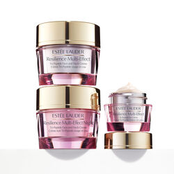 Estee Lauder Resilience Multi Effect 3 To Travel Set