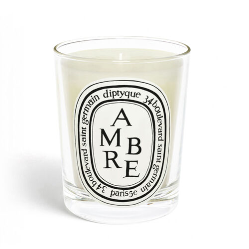 Diptyque Amber  Candle 190g