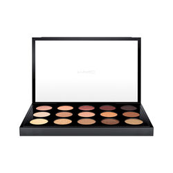 MAC Eye Shadow x15 Warm Palette