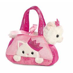 Toys Toy Peekaboo Princess Kitty Bag 20cm