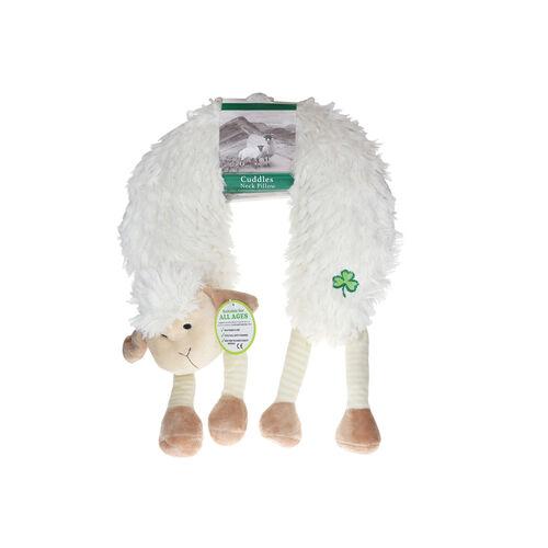 Irish Memories Sheep Neck Pillow