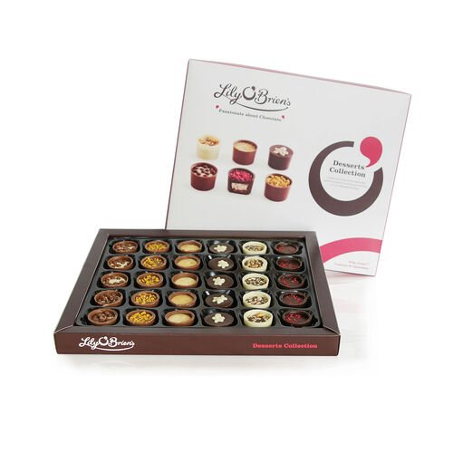Lily O Briens Desserts Collection 375g