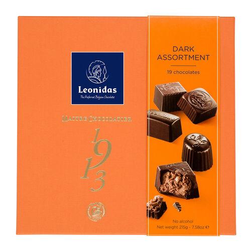 Leonidas Dark Gift Box 19pc