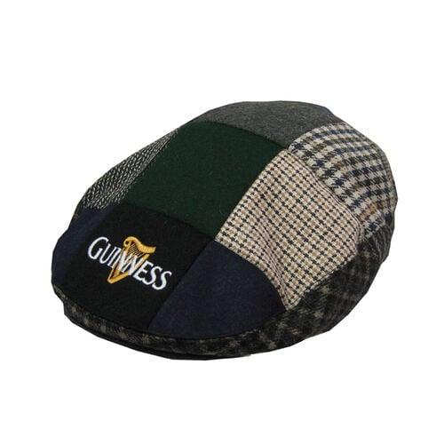 Guinness Guinness Multi Colour Flat Cap