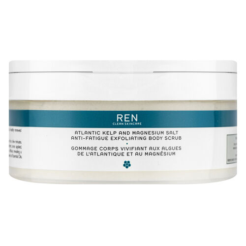 REN Skin Care Atlantic Kelp And Magnesium  Body Scrub 150ml