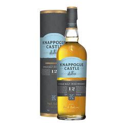 Knappogue Castle 12yr Old Single Malt Irish Whiskey 70cl