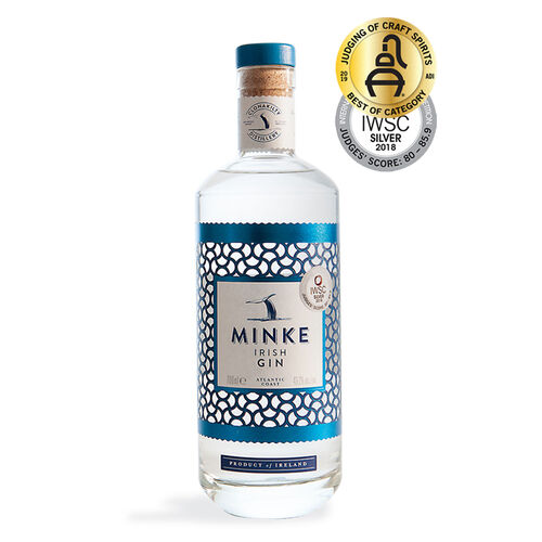 Clonakilty Minke Irish Gin 70cl