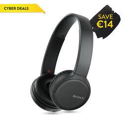 Sony Bluetooth Headphones with Google Black