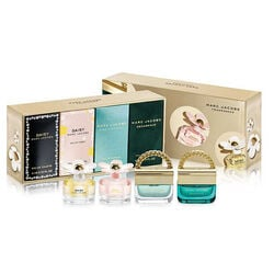 Marc  Jacobs Multiline Miniatures Set Airport Exclusive