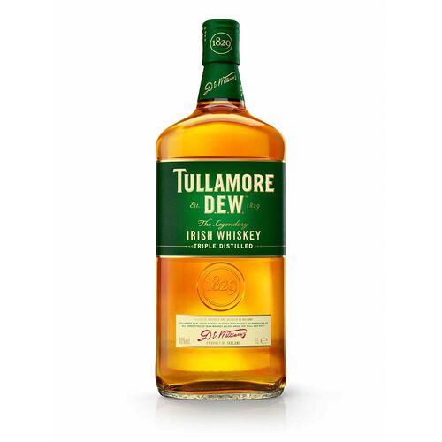 Tullamore D.E.W. Irish Whiskey 1L