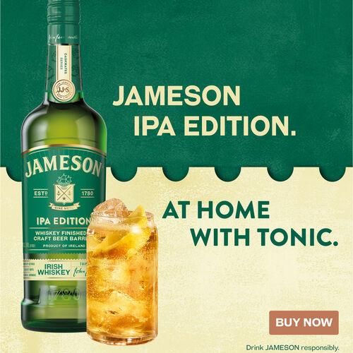 Jameson Caskmates IPA Edition Irish Whiskey Ireland  0.70ltr Caskmates IPA Edition 70cl