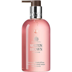 Molton  Brown Rhubarb & Rose Hand Wash 300ml Hand Wash 300ml