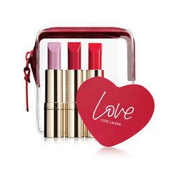 Estee Lauder Pure Color Love   Lipstick Trio Refresh