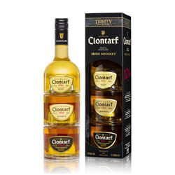 Clontarf Trinity Collection 3x20cl 1L