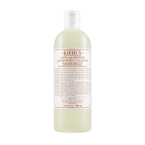 Kiehls Bath And Shower Liquid Body Cleanser Grapefruit