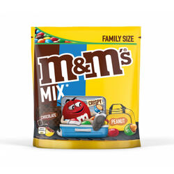M&M Mix Pouch  400g
