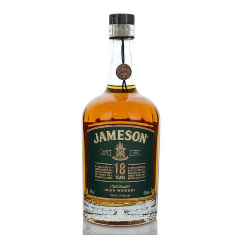 Jameson 18 Year Old Limited Reserve Premium Irish Whiskey 70cl