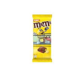 M&M Peanut Block  165g 16 x 4 (NP)