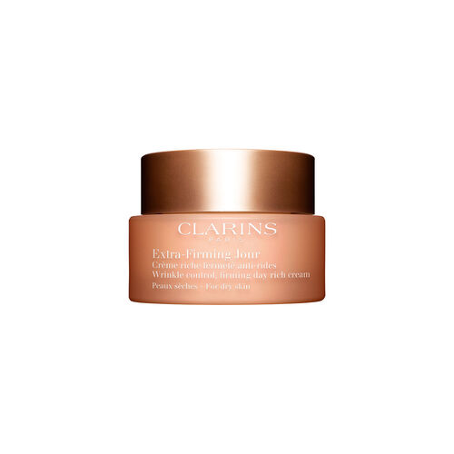 Clarins Extra Firming Wrinkle Control  Day Cream Dry 50ML