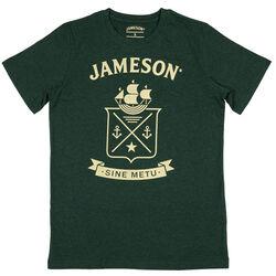 Jameson Crest T Shirt Large