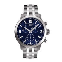Tissot  Prc 200 Chronograph Blue