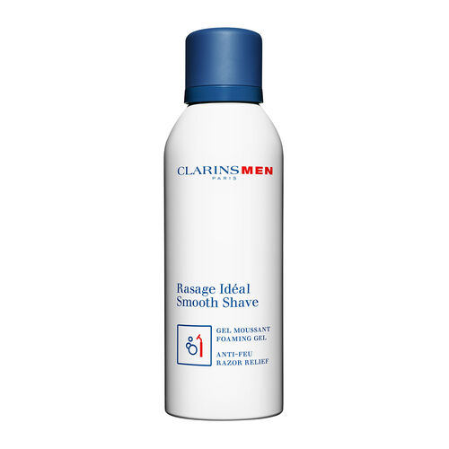 Clarins Male Smooth Shave Foaming Gel  150ml
