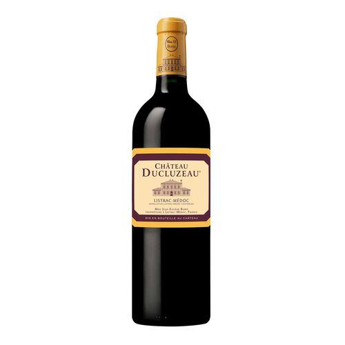 Château Ducluzeau Franc Red Wine 75cl