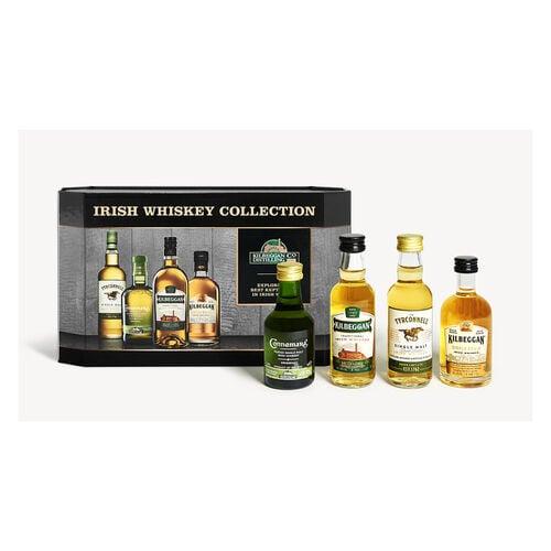 Kilbeggan Kilbeggan Mini Pack Irish Whiskey  4x5cl