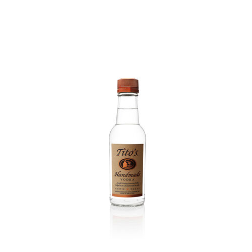 Tito's Titos Handmade Vodka 20cl