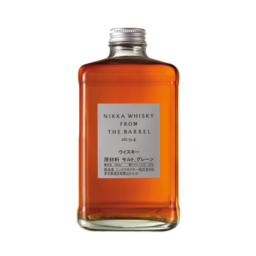 Nikka From The Barrel Japanese Whisky  50cl