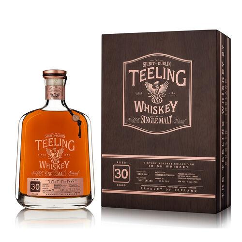 Teeling Whiskey Company 30 Year Old Single Malt 70cl