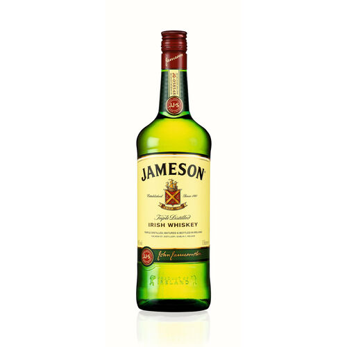 Jameson Irish Whiskey 1L Bottle