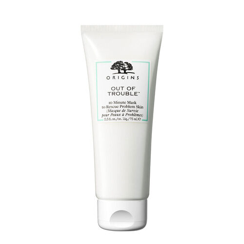 Origins Out of Trouble 10 Minute Mask To Rescue Skin Problem 75ml