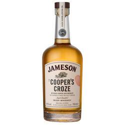 Jameson The Whiskey Maker's Series: The Cooper's Croze Irish Whiskey Ireland  0.70ltr The Cooper's Croze 70cl Bottle