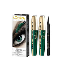 L'Oreal Paris Volume Million Lashes Feline Duo Plus Superliner Perfect