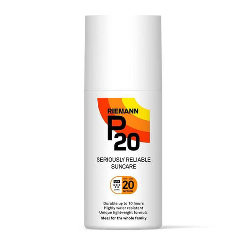 P20 Sun Protection Lotion Spf20  200ml