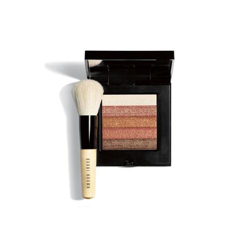 Bobbi Brown Bronze Shimmer Brick with Brush 10.3g