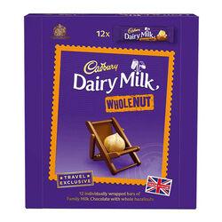 Cadbury Whole Nut Box