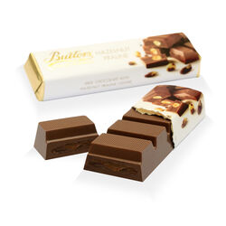 Butlers 75g Milk Hazelnut Praline Chocolate Bar