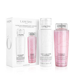Lancome Wash The Day Off  Confort Set