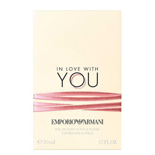 Armani Emporio Armani In Love With You  Eau de Parfum 50ml