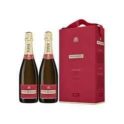 Piper-Heidsieck Cuvee Brut Champagne  2 x 75cl