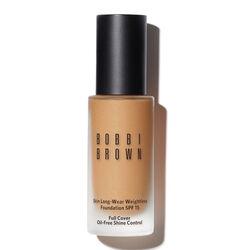 Bobbi Brown Skin Long-Wear  Weightless Foundation Spf15 30ml
