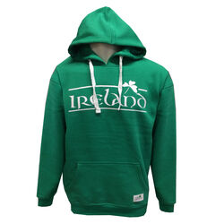 Irish Memories Green Ireland Hoodie