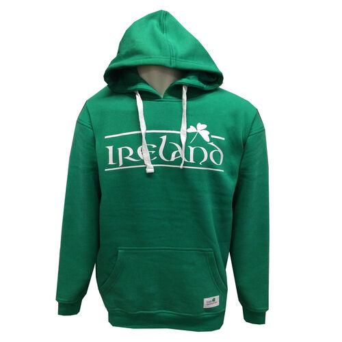 Irish Memories Green Ireland Hoodie