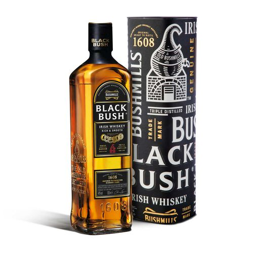 Bushmills Black Bush Premium  Irish Whiskey 1L