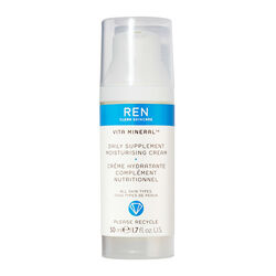 REN Skin Care Vita Mineral  Daily Supplement Moisturising Cream 50ml