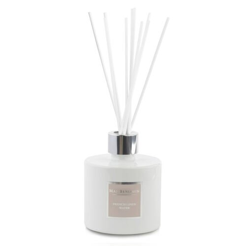 Max Benjamin French Linen Water  Luxury Diffuser Soft Floral